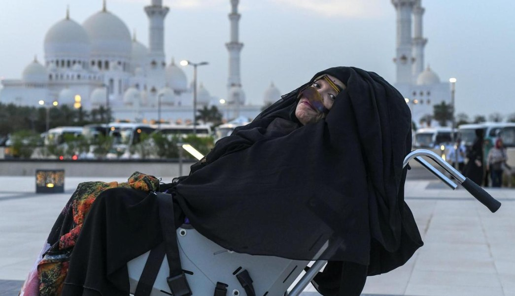 foto Mujer despierta del coma después de 27 años 22 abril 2019