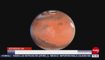 NASA registra el primer sismo en Marte