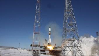 Rusia lanza carguero espacial Progress MS-11 desde el cosmódromo de Baikonur