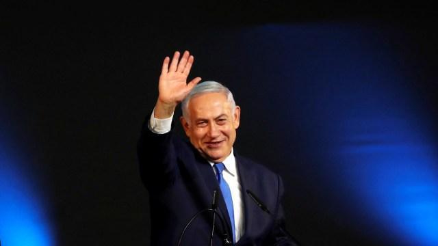 Netanyahu se encamina a su quinto mandato, récord histórico en Israel