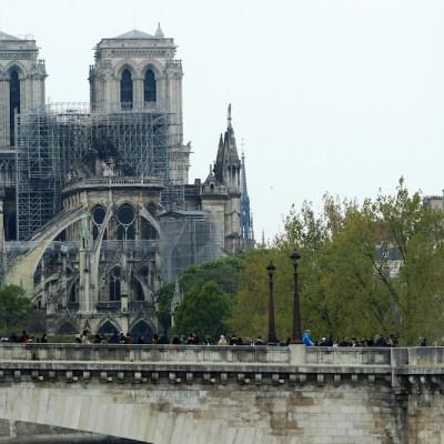 Fotos: Así se ve la Catedral de Notre Dame tras el incendio