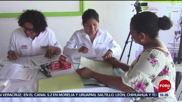 Foto: Oaxaca Niños Nacidos Estados Unidos 5 de Abril 2019
