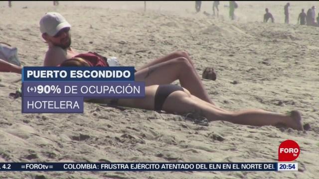 FOTO: Ocupación hotelera supera 90% en Oaxaca, 21 ABRIL 2019
