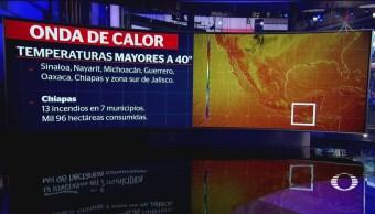 Foto: Calor México Podría Generar Enfermedades 23 de Abril 2019