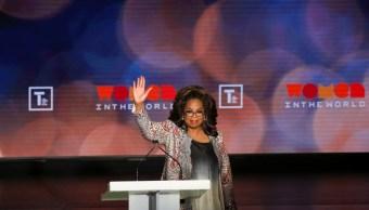 Mujeres para 'salvar el mundo', de Oprah Winfrey a Brie Larson, se reúnen en Nueva York