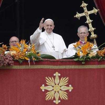 Papa Francisco pide por Venezuela y Nicaragua en el Domingo de Resurrección