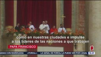 FOTO: Papa Francisco encabeza la misa de resurrección, 21 ABRIL 2019