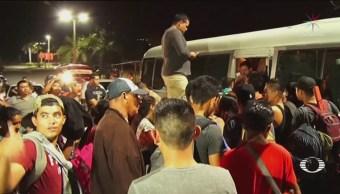 Foto: Nueva Caravana Migrantes Hondureños Estados Unidos 10 de Abril 2019