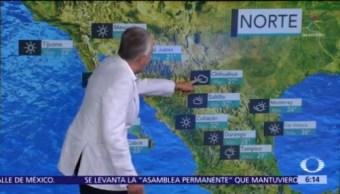 Persiste onda de calor en la mayor parte del parte de México