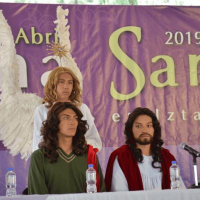Iztapalapa gasta casi cinco millones en la Pasión de Cristo