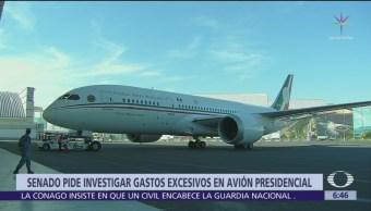 Piden investigar compra del avión presidencial de EPN