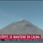 Foto: Pobladores de sitios aledaños al Popocatépetl alistan estrategias