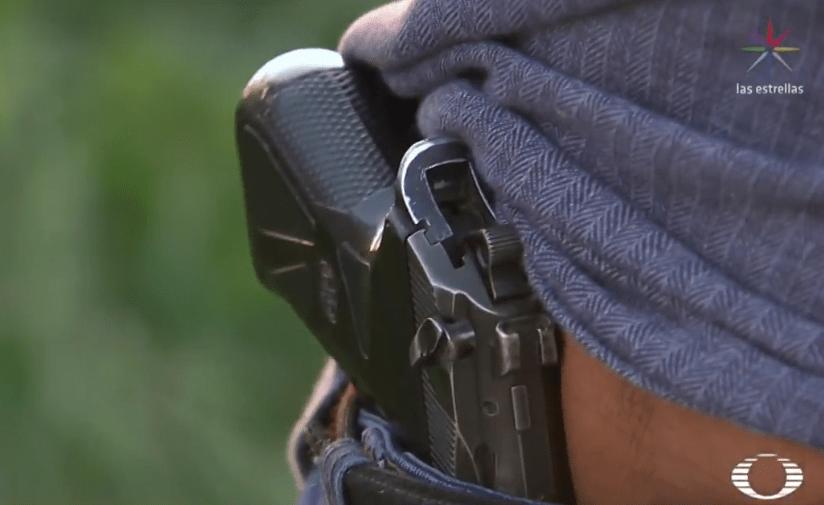 FOTO Tijuana, la ciudad más violenta, solo tiene 2 mil 300 policías (Noticieros Televisa 2019)