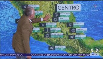 FOTO: Prevén ambiente muy caluroso en 11 estados de México, 18 abril 2019