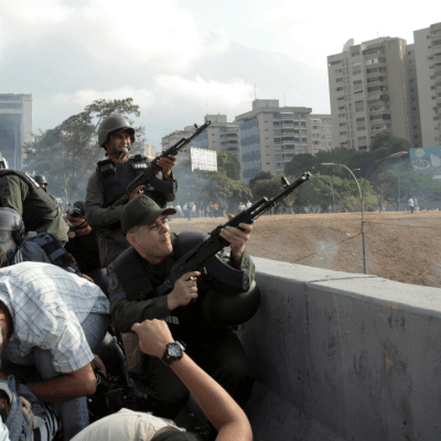 ¿Golpe de Estado en Venezuela? Esto es lo que está pasando