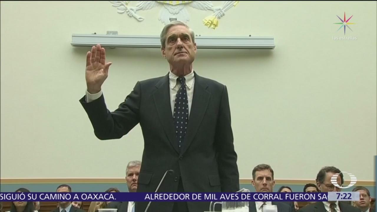 FOTO: Publican reporte Mueller sobre trama rusa, 19 ABRIL 2019