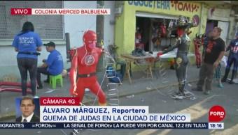FOTO: Realizarán quema de judas en la alcaldía Venustiano Carranza, 20 ABRIL 2019