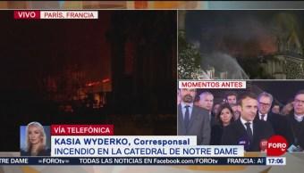 Foto: Recaudarán fondos por todo el mundo para reconstruir Notre Dame