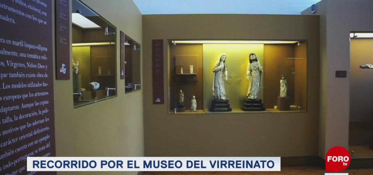 FOTO: Recorrido por el Museo del Virreinato (Parte 2), 18 abril 2019