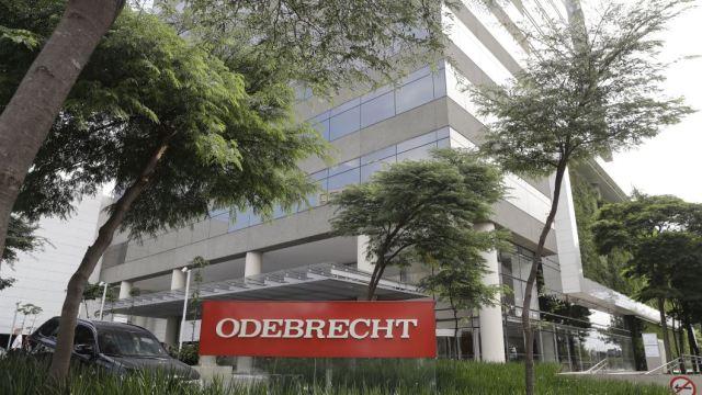 Foto: Sede de Odebrecht en Sao Paulo, Brasil. El 12 de abril de 2018