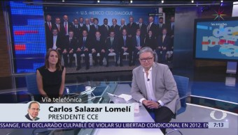 Reforma laboral busca modernizar relación patrones-sindicatos: Salazar Lomelí