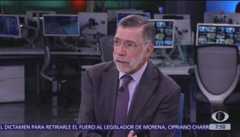 René Delgado: AMLO debe reflexionar en cinco aspectos