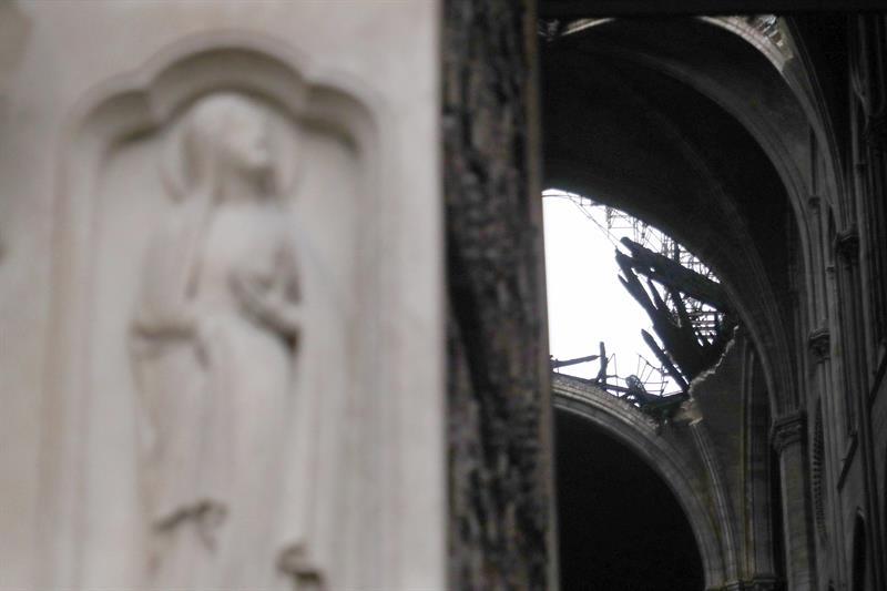 Foto Restauración de Notre Dame llevará mucho tiempo 16 abril 2019