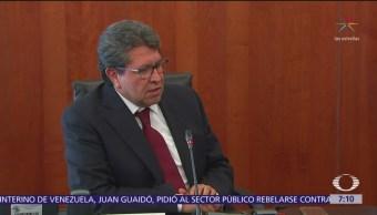 Ricardo Monreal anuncia que buscará consenso en la SCJN