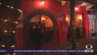 Roban restaurante bar en la colonia San Pedro de los Pinos, en CDMX