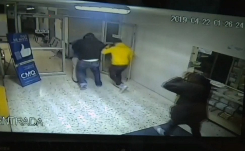 Asalto a hospital de León se consumó en 11 minutos