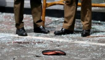 Suman 138 muertos en explosiones simultáneas en Sri Lanka