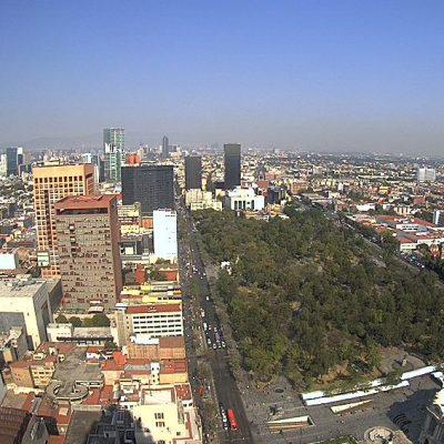 Se mantiene la Fase 1 de Contingencia Atmosférica en el Valle de México