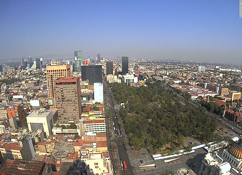 Foto Mantiene Fase 1 Contingencia Atmosférica en Valle de México 17 abril 2019