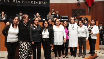 Senado avala cambios a ley laboral por trabajadoras del hogar