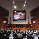 Senadores debaten en tribuna por masacre en Minatitlán