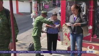 Soldados aprenden a vincularse con la sociedad civil