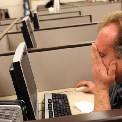Si tienes más de 40 años, sólo debes trabajar 3 días: estudio