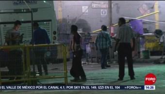 Foto: Transportistas de Nuevo León suben tarifa y hacen paro