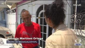 FOTO: Vecinos de Nezahualcóyotl, pieza clave para recuperar a la bebé Nancy, 19 ABRIL 2019