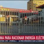 FOTO: Venezuela da a conocer cronograma de racionamiento eléctrico, 6 de abril 2019