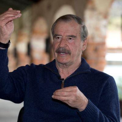 Expresidente Vicente Fox denuncia que comando trató de ingresar a su casa