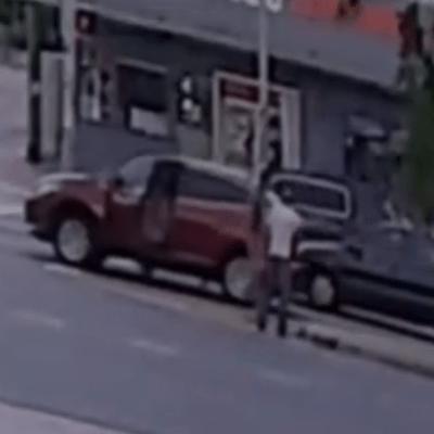 VIDEO: Momento en que Pablo Lyle golpea a hombre en Miami