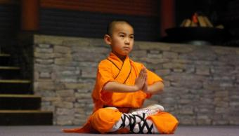 Video: Niños de seis años entrenan para ser monjes Shaolin