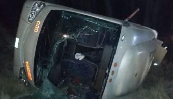 Foto: El autobús salió de la Ciudad de México con destino a Torreón, Coahuila, 26 abril 2019