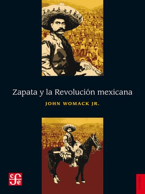 zapata-revolucion-mexicana-womack