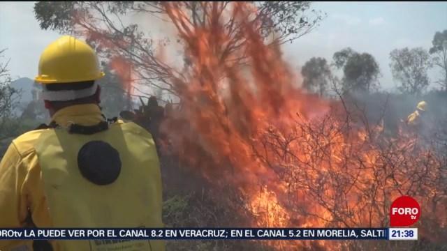 Foto: Incendios Forestales En México 28 Mayo 2019
