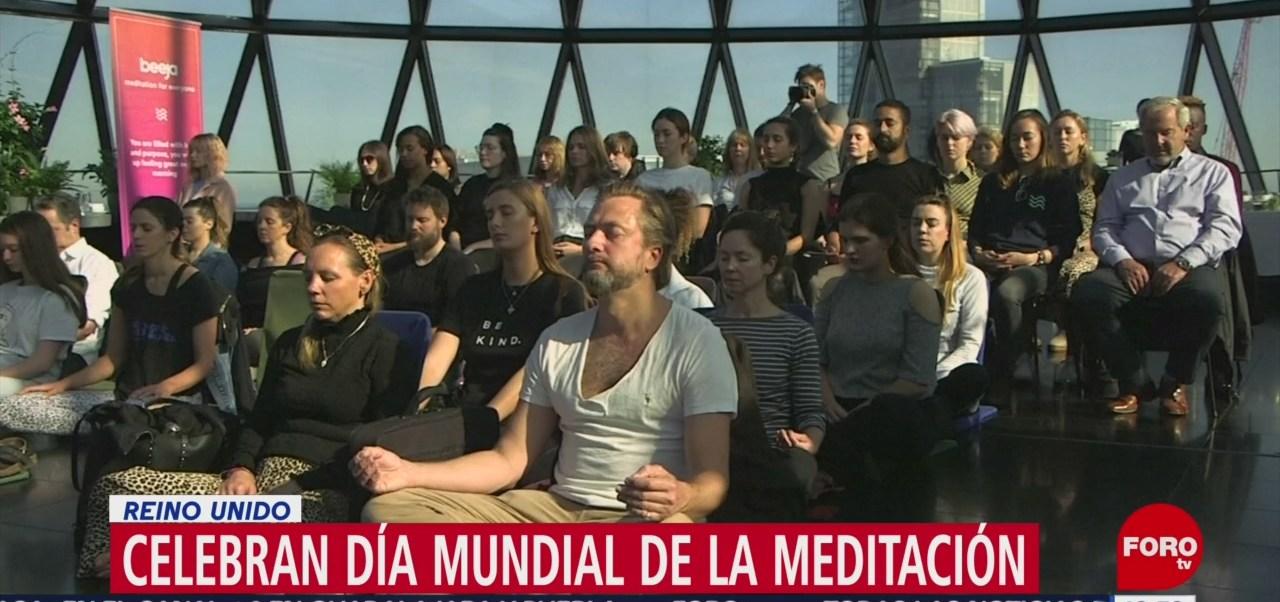 21 de mayo, Día Mundial de la Meditación