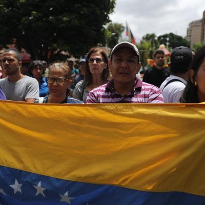 Escasa respuesta en Venezuela al llamado de Guaidó de acudir a cuarteles
