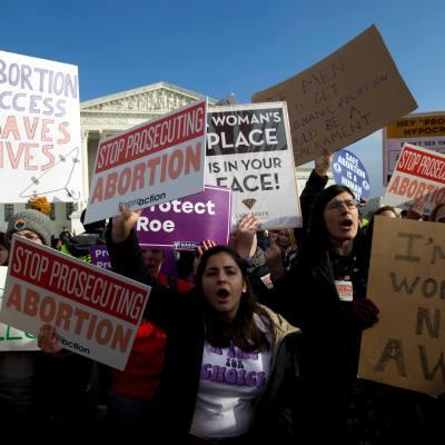 ¿Qué pasa con el aborto en Estados Unidos?