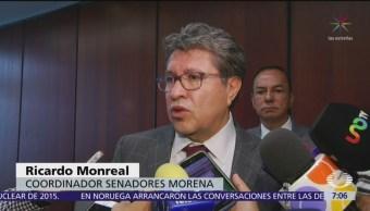Acciones legales contra Lozoya no afectarán relación con PRI: Monreal